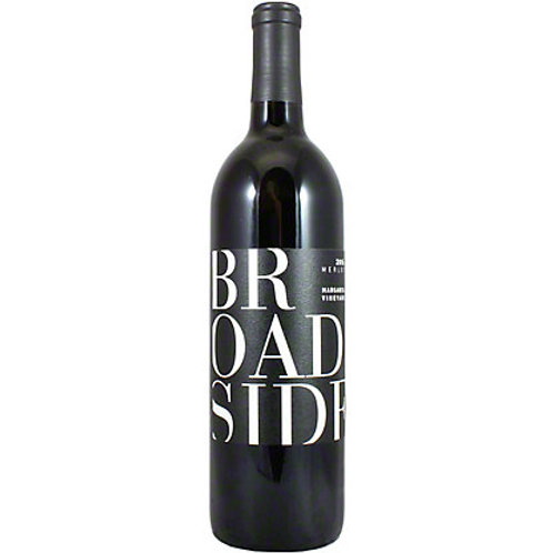 Broadside Merlot, Paso Robles