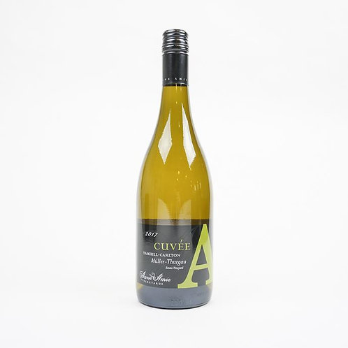 Anne Amie Muller-Thurgau, Yamhill-Carlton, Willamette River Valley