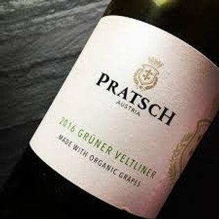 Pratsch Gruner Veltliner, Austria