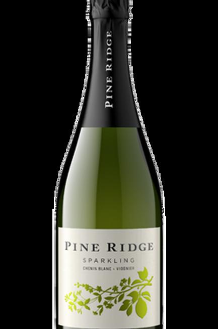 Pine Ridge Sparkling Chenin Blanc + Viognier, CA