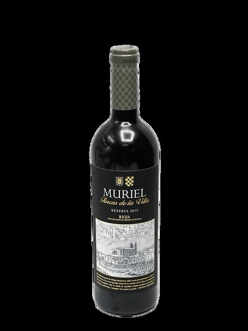 Muriel Rioja Reserva, Spain