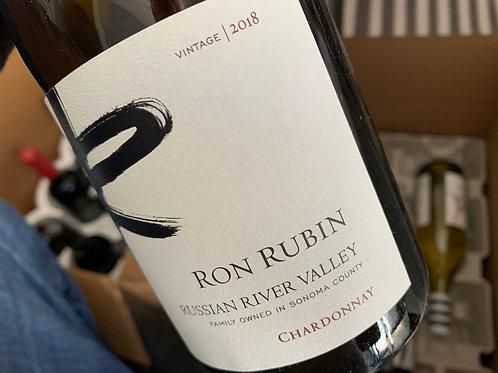 Ron Rubin Chardonnay, Russian River Valley