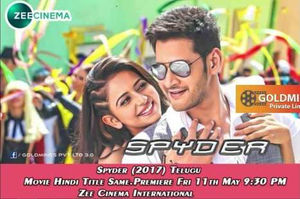spyder full movie in hindi dubbed download 720p 9xmovies