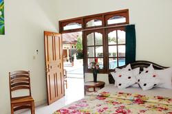 Poolside Double Room