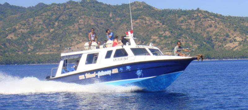 Gilli Fast Boat Open Return