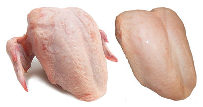 Frank Bird Poultry, Double Breast