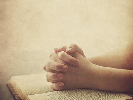 Beten bringt Wärme und Glückseligkeit