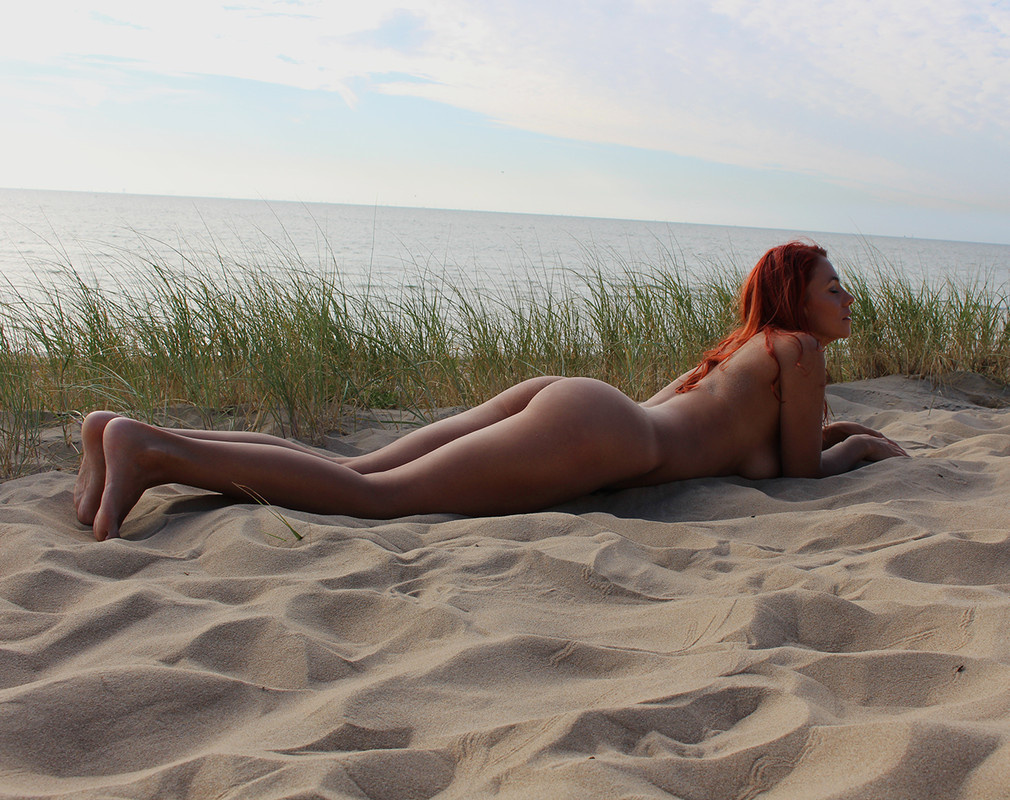 i hope you enjoyed my beach red hair