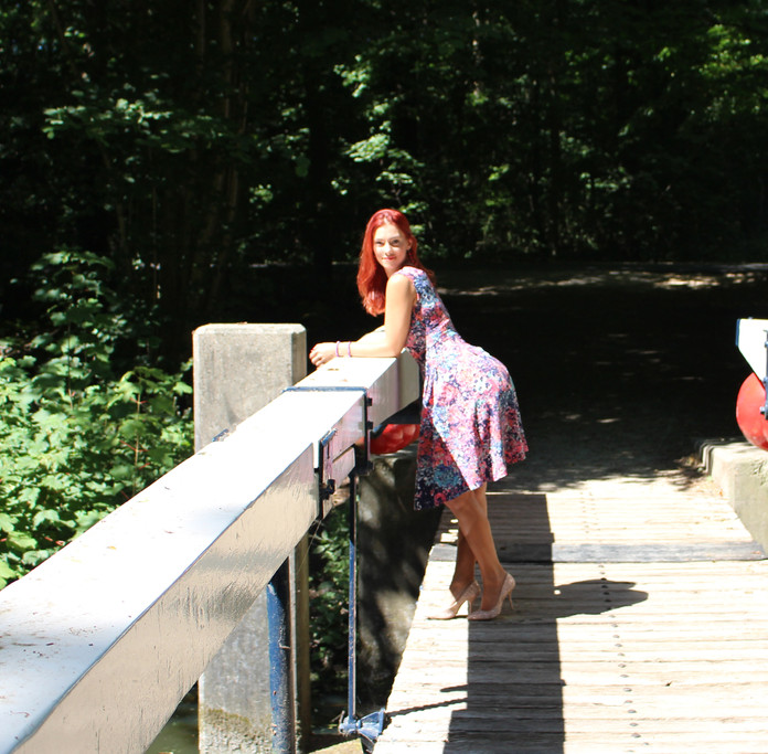 i miss my red hair