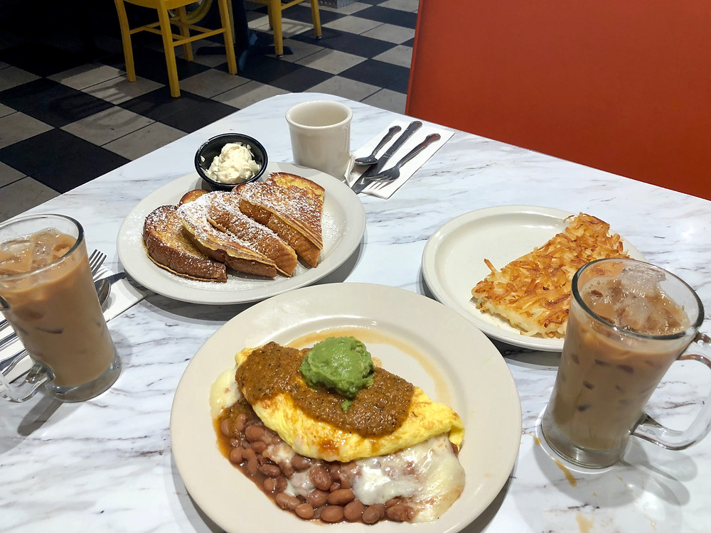Breakfast at Scrambl'z