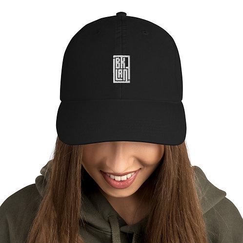 BrookLAN Dad Hat (Dark)