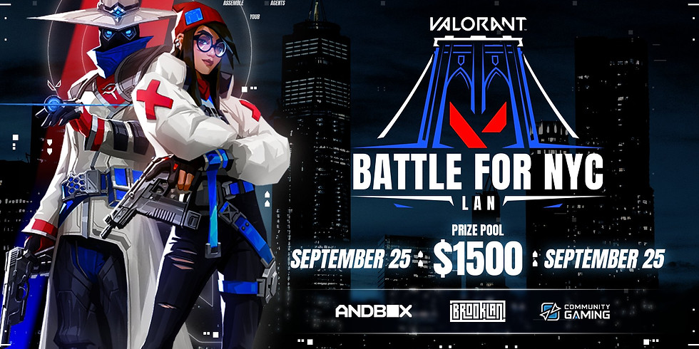 $1500 Battle For NYC Feat. VALORANT