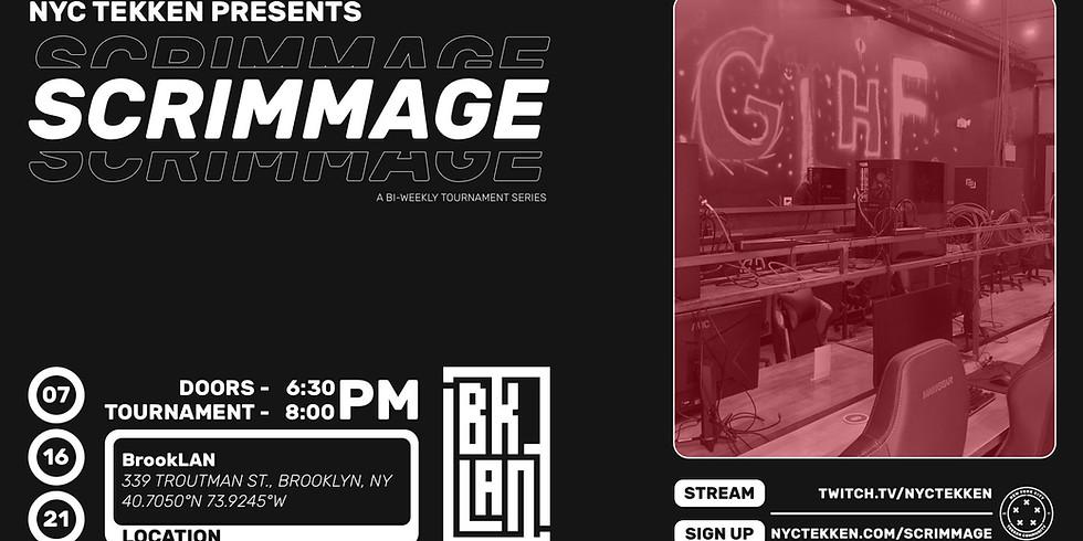 NYC Tekken Presented: Scrimmage #2