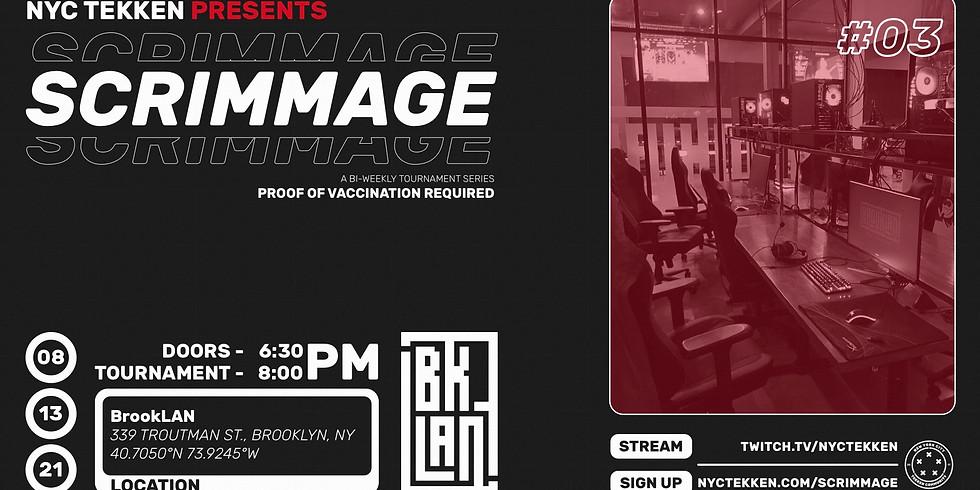 NYC Tekken Presented: Scrimmage #3