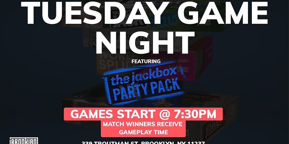 Jackbox Tuesdays!