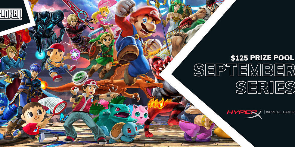 $125 Smash Ultimate Tournament