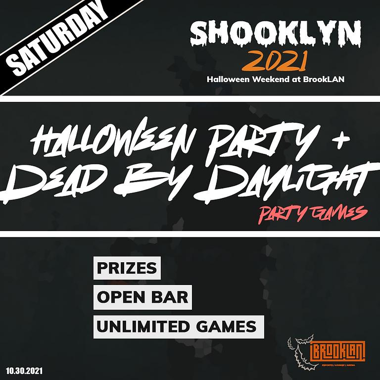 Halloween Party @ BrookLAN!