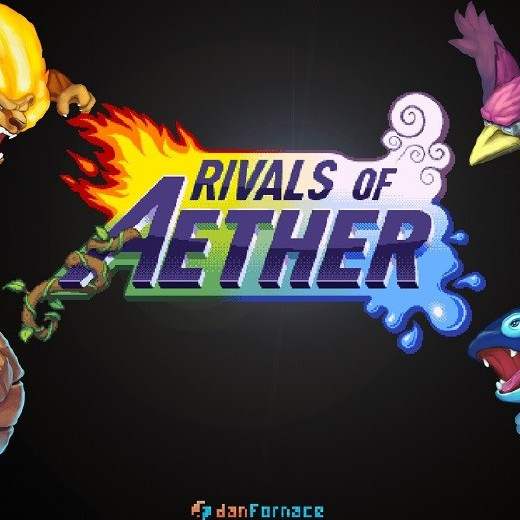 BrookLAN Rivals: Rivals of Aether Weekly