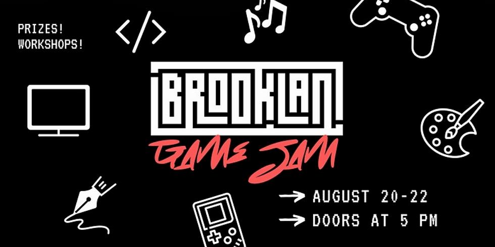 BrookLAN Game Jam!