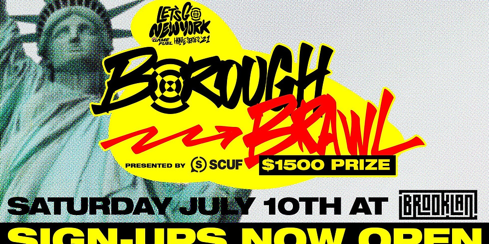 NYSL Home Series '21: Borough Brawl Presented by NYSL + SCUF 4v4 COD: Black Ops Cold War Tournament