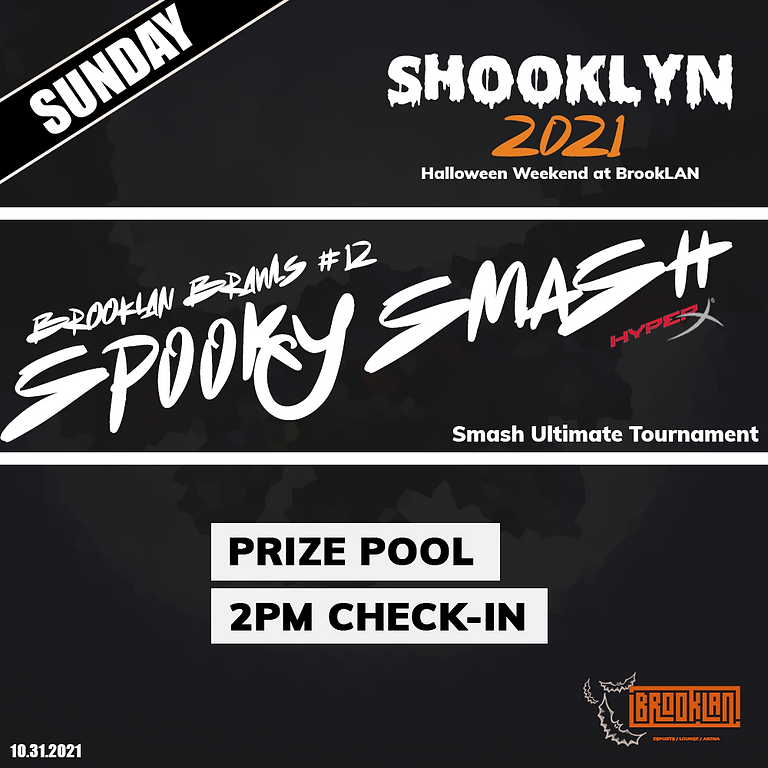 Spooky Smash: BrookLAN Brawls #12