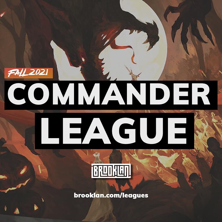 Commander League Fall 2021