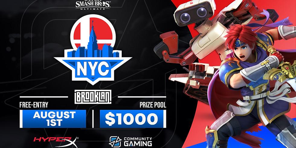 BrookLAN x Community Gaming $1000 SSBU