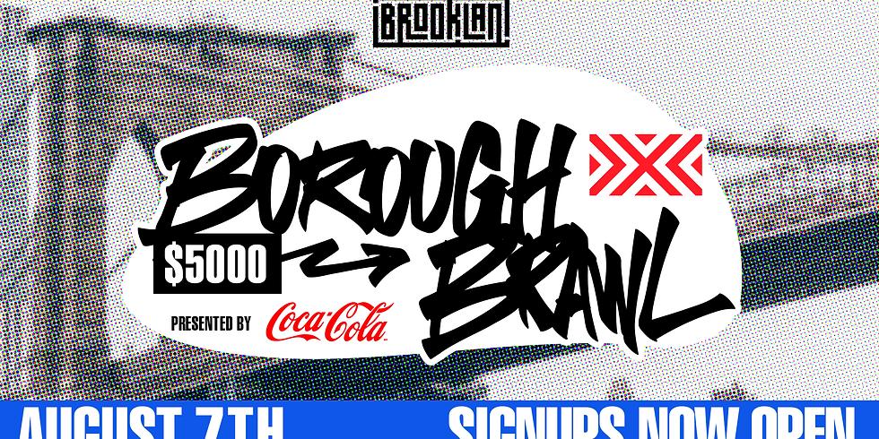 $1700 Overwatch Borough Brawl: Hosted by NYXL + Coca-Cola
