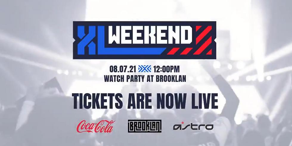 XLWeekend NYXL Watch Party: Presented by Coca-Cola & Astro