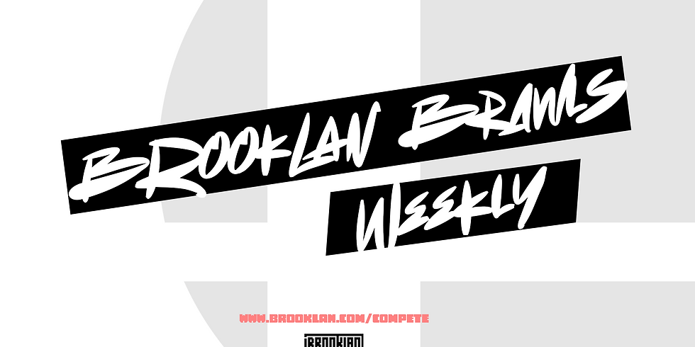 BrookLAN Brawls: SSBU Weekly