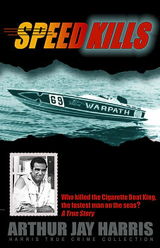 Miami smuggling speedboat racer murder Aronow