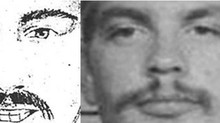 Does this police drawing, left, match the mugshot of Jeffrey Dahmer?