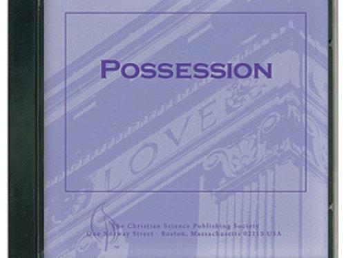 Possession - CD