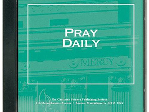 Pray Daily - CD
