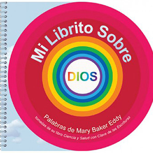 My Little Book About God (Spanish)