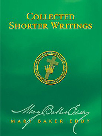 Collected Shorter Writings
