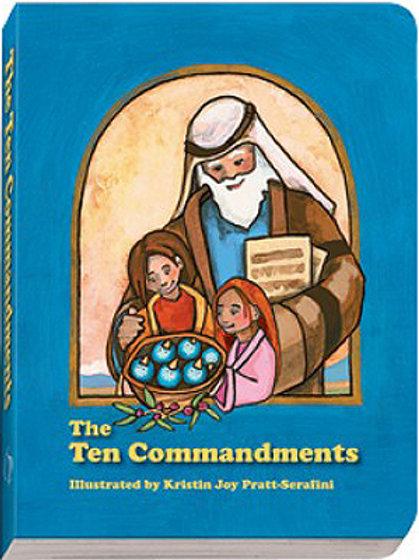 The Ten Commandments board book