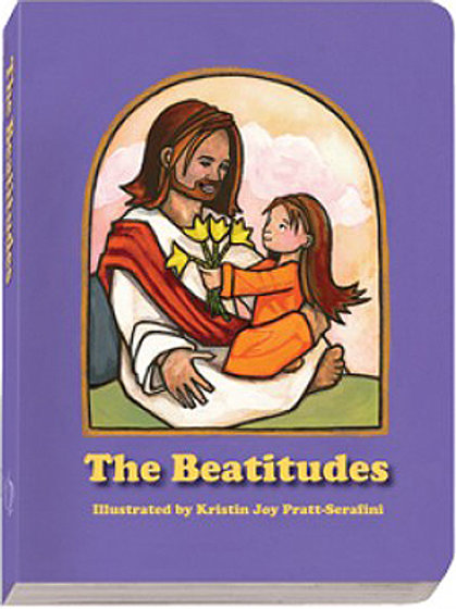 The Beatitudes board book