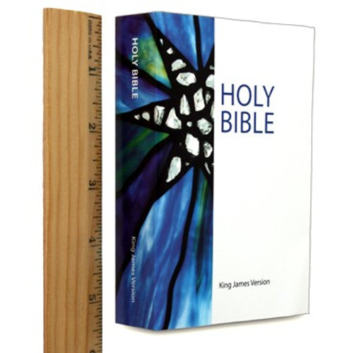 Holy Bible KJV Sterling Edition-Paperback-Untabbed