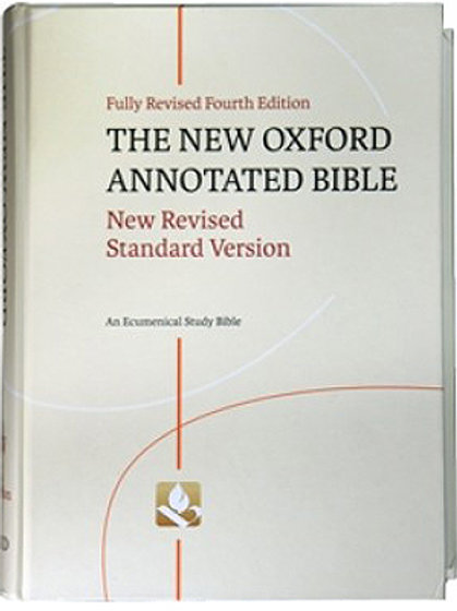 The New Oxford Annotated Bible - 4th Edition