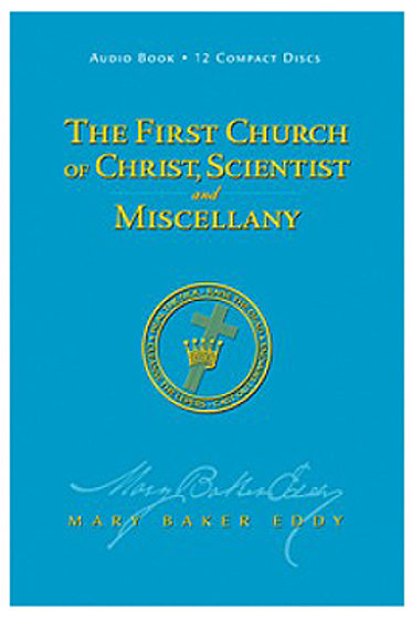 The First Church of Christ, Scientist & Miscellany - CD