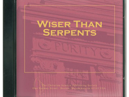Wiser than Serpents - CD