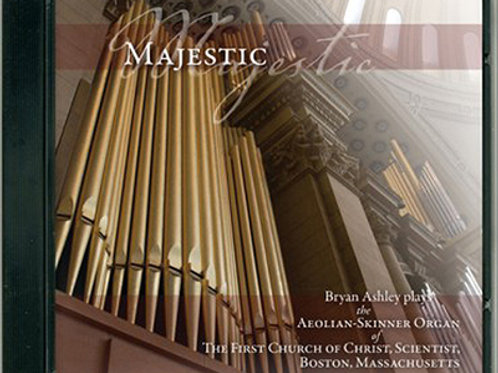 Majestic - CD