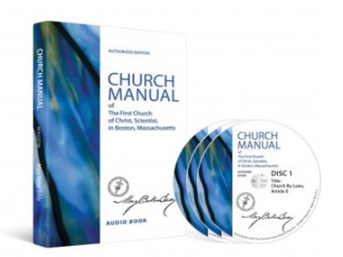 Manual of The Mother Church - Audio CD Set