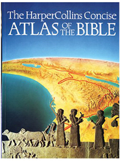 Harper Collins Concise Atlas of the Bible