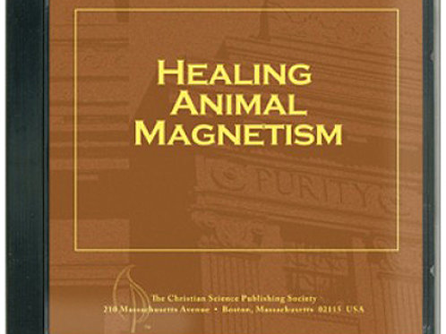 Healing Animal Magnetism - CD