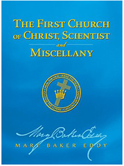 The First Church of Christ, Scientist & Miscellany