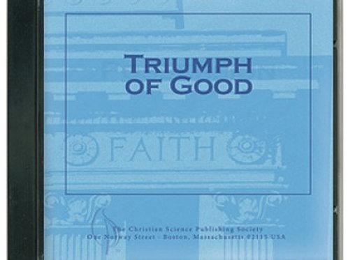 Triumph of Good - CD