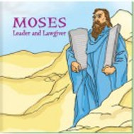 Moses Leader and Lawgiver