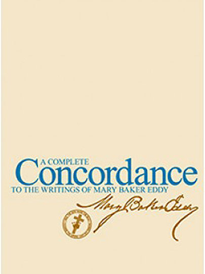 A Complete Concordance to the Writings of MBE